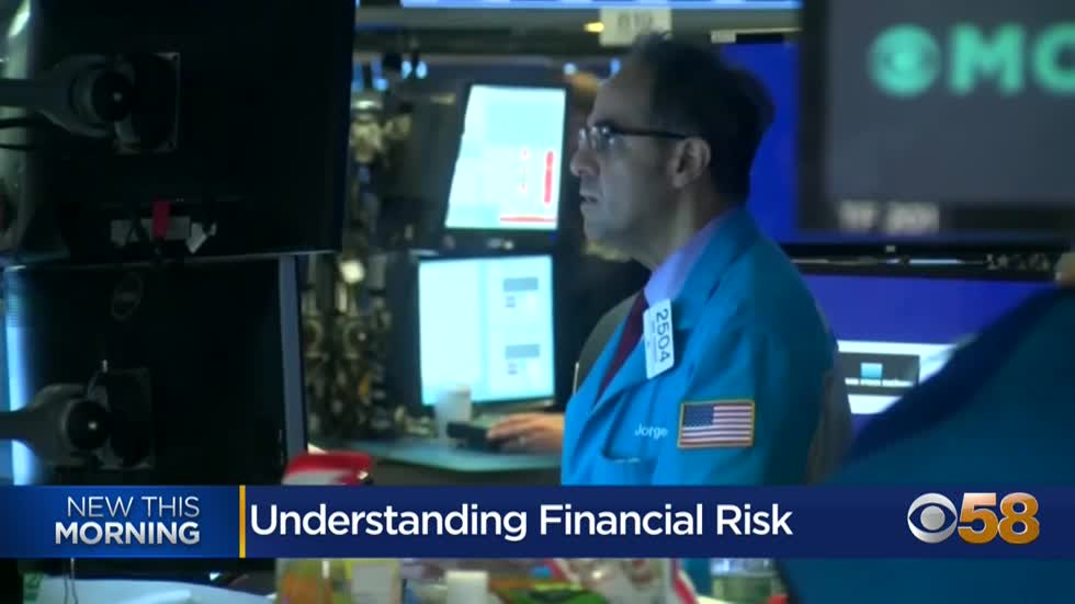Finance expert talks about understanding risk and how to manage...